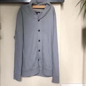BR XL button down sweater
